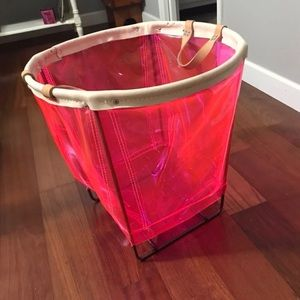 PINK Victoria's Secret Store Display Bin